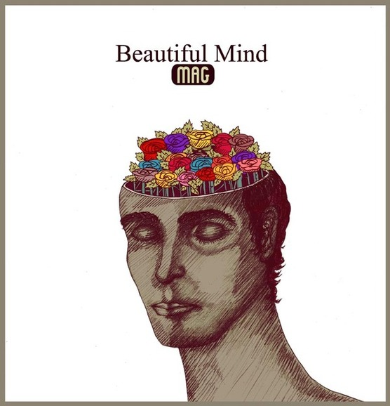 Beautiful Mind Via: http://www.behance.net/gallery/Beautiful-Mind/3340369