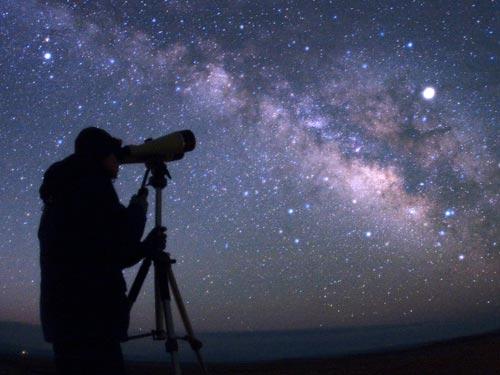 """Reclaiming The Night Sky"" by Babak Tafreshi via: scienceblogs.com"
