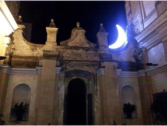 Private Moon in Umbria