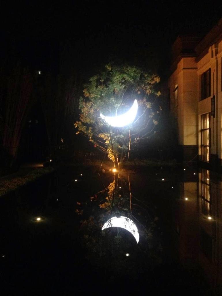 Private Moon in Nanjing